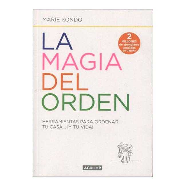 La magia del orden panamericana for La magia del orden