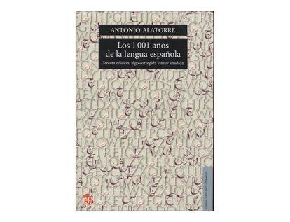 los-1001-anos-de-la-lengua-espanola-3a-edicion-algo-corregida-y-muy-anadida-2-9789681666781