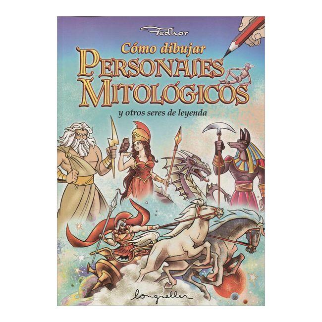 Cómo Dibujar Personajes Mitológicos Y Otros Seres De Leyenda