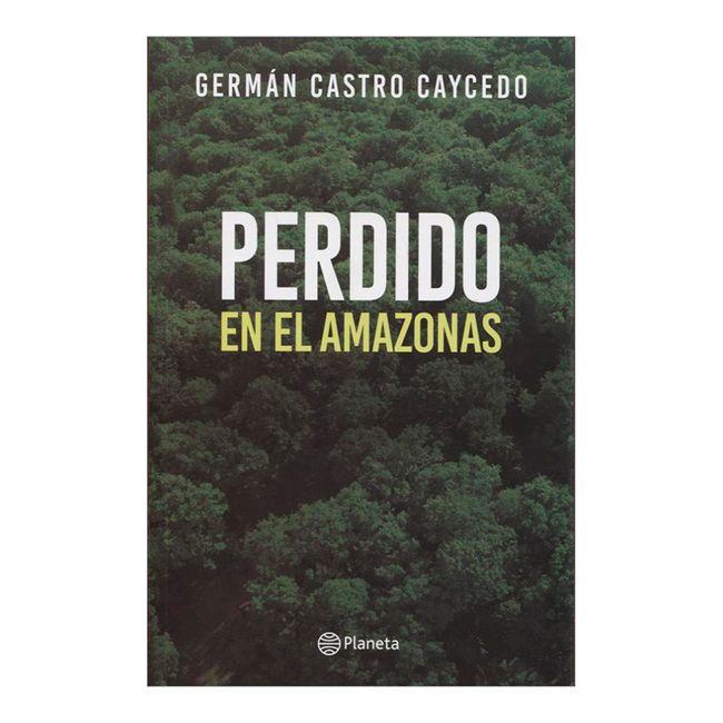 Perdido en el Amazonas - Panamericana