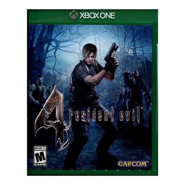 Juego Resident Evil 4 Xbox One - Panamericana