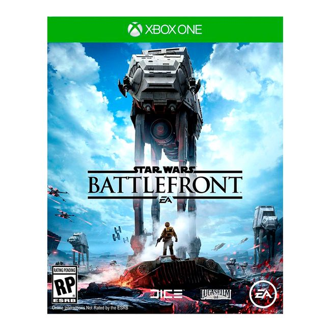 Juego Star Wars Battlefront Xbox One - Panamericana