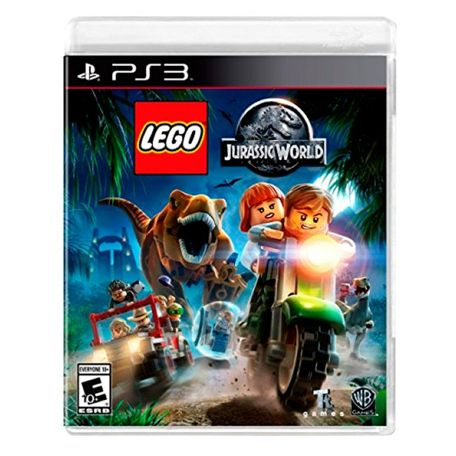 Juego Lego Jurassic World PS3 - Panamericana