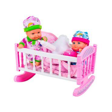 set-de-bebes-x-2-con-cuna-y-biberon-de-20-cm--1--26253709347