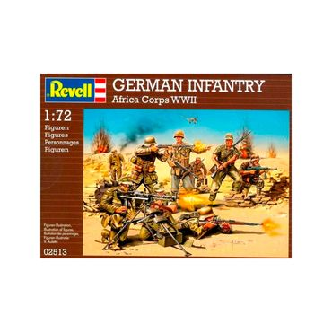 german-infantry-africa-corps-wwii-escala-172-1-4009803025131