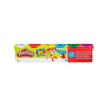 plastilina-play-doh-x-4-mas-2-colores-b6755-1-5010994953355
