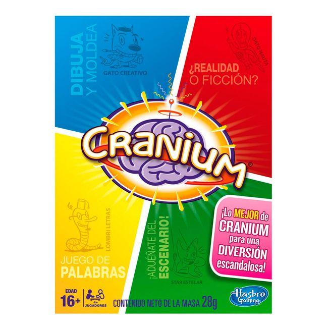 Juego De Mesa Hasbro Cranium Classic Panamericana