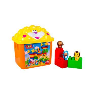 set-de-bloques-y-figuras-de-animales-x-98-pzs-2-6926476320807