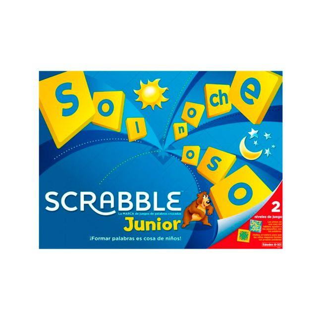 Juego De Mesa Scrabble Junior Panamericana