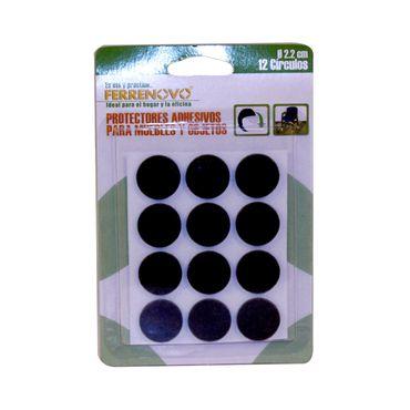 protectores-adhesivos-x-12-pzs-color-marron-7702271202031
