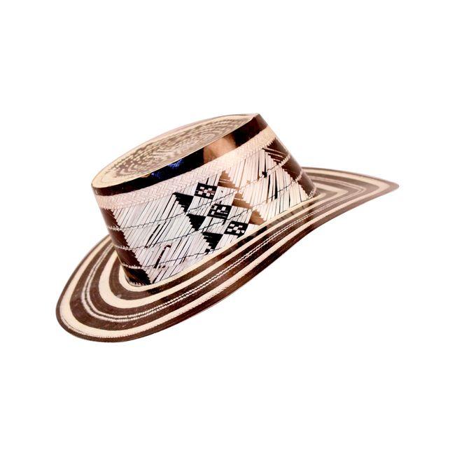 Sombrero vueltiao pequeño - Panamericana 6b8f3b549af
