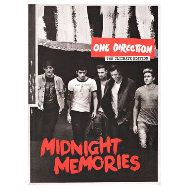 midnight memories the ultimate edition panamericana