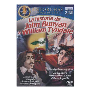 la-historia-de-john-bunyan-william-tyndale-706055066434
