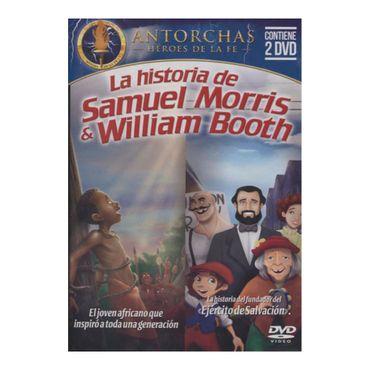 la-historia-de-samuel-morris-william-booth-706055066731