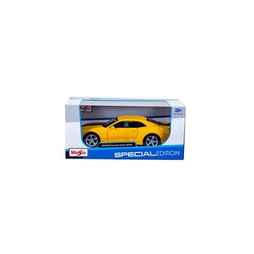carro-de-coleccion-2010-chevrolet-camaro-ss-rs-124-maisto-1-90159312079