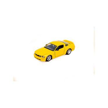 carro-de-coleccion-2006-ford-mustang-gt-124-maisto-amarillo-90159319979