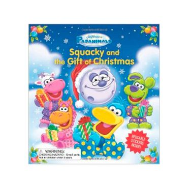 pajanimals-squacky-and-the-gift-of-christmas--2--9780762450275