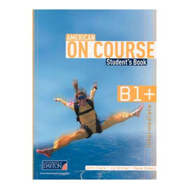 american-on-course-students-book-b1-1-9786074932126