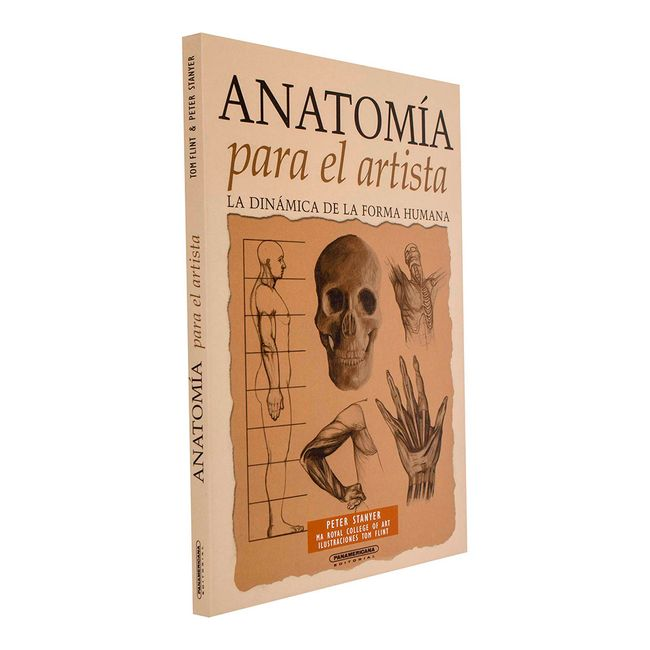 Anatomía para el artista - Panamericana