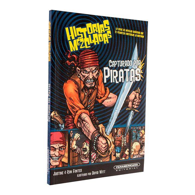 Capturado por piratas - Panamericana