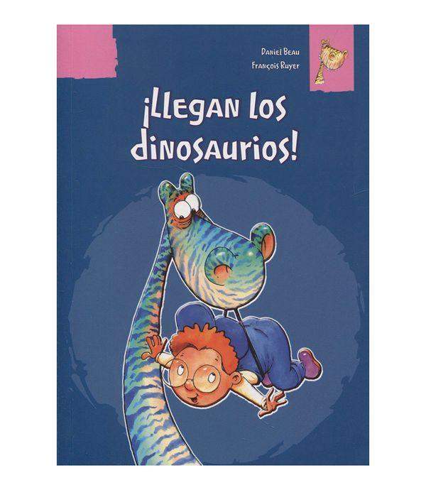 Llegan Los Dinosaurios Panamericana Está conformado por el texto de la obra en su totalidad. llegan los dinosaurios panamericana
