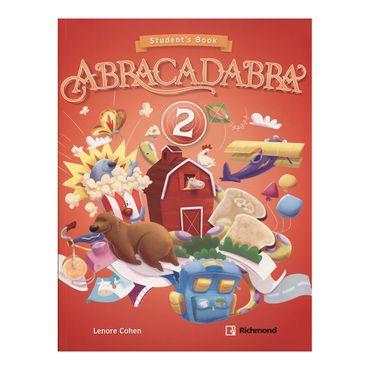 abracadabra-2-students-book-cd-1-7506009840270