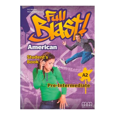 full-blast-american-a2-pre-intermediate-students-book-2-9789604789320