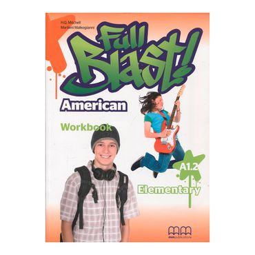 full-blast-american-workbook-a12-elementary-1-9789604789290