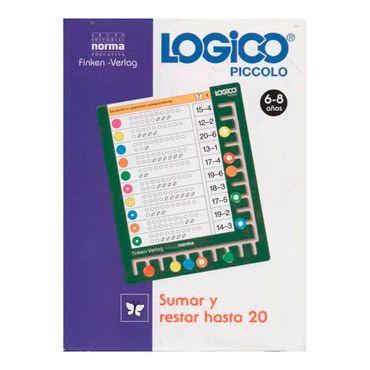 logico-piccolo-sumar-y-restar-hasta-20-1-7706894000364