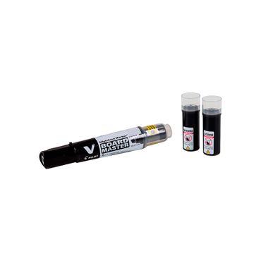 set-de-marcador-borrable-v-board-2-tintas-recargables-color-negro-2-7707324371665