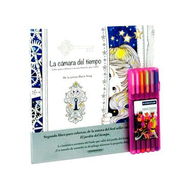 libro-la-camara-del-tiempo-micropunta-fine-line-x-6-pastel-1-7705053049688