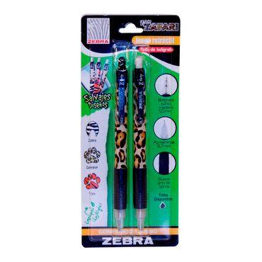 juego-de-boligrafo-y-portaminas-leopardo-zafari-zebra-1-7501901612086