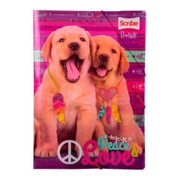 carpeta-plastica-scribe-diseno-huellitas-peace-and-love-3-7707668556186