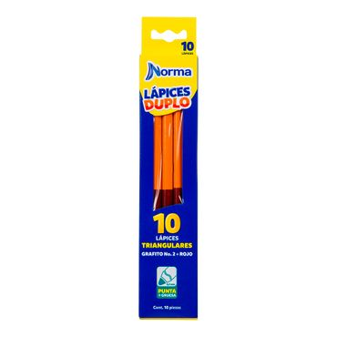 lapiz-duplo-de-grafito-norma-rojo-x10-unidades-1-7702111453326