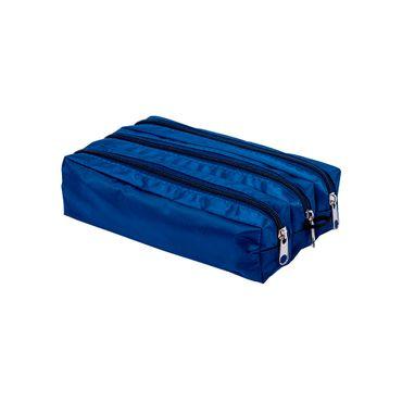 cartuchera-de-lona-azul-triple-dac-1-7897237349995