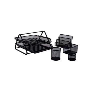 kit-de-oficina-en-malla-de-metal-5-piezas-2-7701016759366
