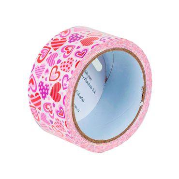 cinta-multiusos-decorativa-con-diseno-de-corazones-multicolores-sobre-fondo-blanco-1-7701016883795