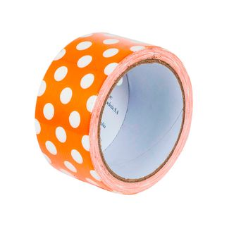 cinta-multiusos-decorativa-con-diseno-de-puntos-blancos-sobre-fondo-naranja-1-7701016883887