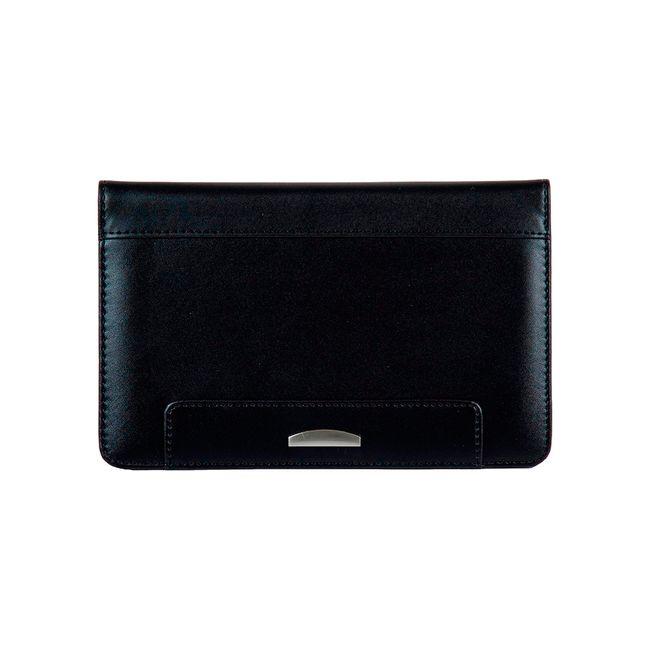 4fe9b5604 Tarjetero de 48 bolsillos color negro - Panamericana