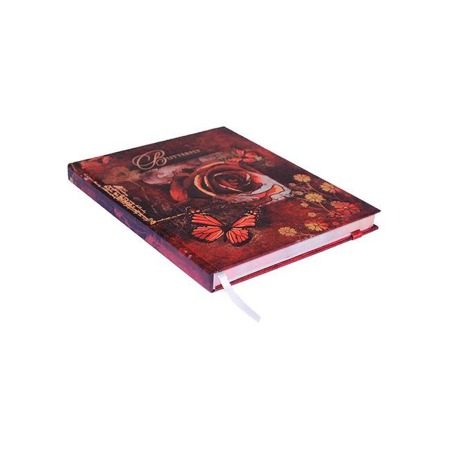 Libreta Butherfly cuaderno - Panamericana