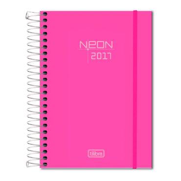 agenda-diaria-rosa-neon-2017-de-11-cm-x-16-cm-2-7891027141912