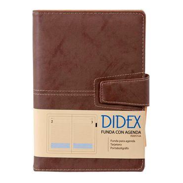 agenda-diaria-marron-con-clip-magnetico-1-8432115671912