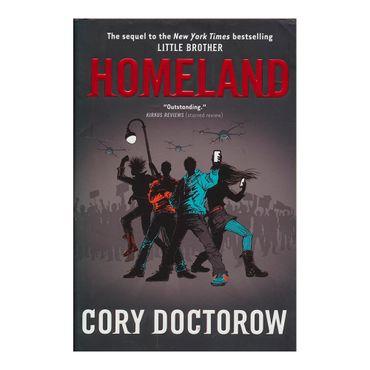homeland-5-9780765333698