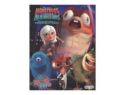 monstruos-contra-alienigenas-album-3d-de-la-pelicula-2-9788444163116