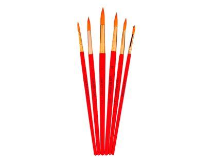 set-de-pinceles-redondos-x-6-red-point-306-1-7707005809630