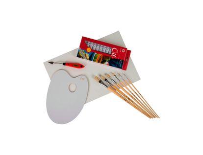 set-de-arte-oleo-conda-x-9-piezas-2-7707262484427