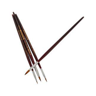 set-de-pinceles-redondos-x-4-unidades-con-pelo-de-marta-y-cabo-vinotinto-1-7891055401507