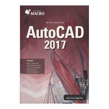 autocad-2017-2-9786123045180