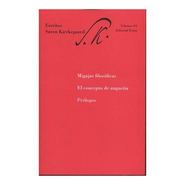 migajas-filosoficas-el-concepto-de-angustia-prologos-vol-42-2-9788498796254