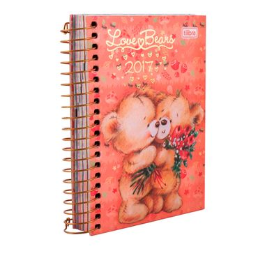 agenda-de-ano-diaria-love-bears-1-7891027152208